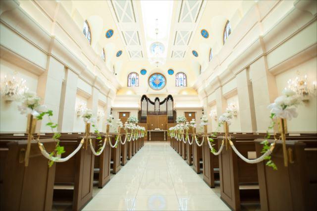 素敵な結婚式を作り上げよう!結婚式場の選び方や準備について